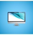 Computer Display vector image vector image