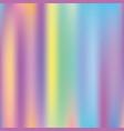 light rainbow mesh background vector image vector image
