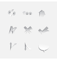 Info Graphic Icons and Elements vector image vector image
