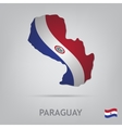 paraguay vector image