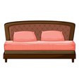 A sofa-set vector image