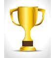 Champions Trophy design vector image