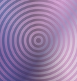 Metallic background design with concentric circles vector image vector image