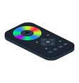 remote control tv remoted controller vector image