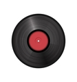retro vinyl record vector image