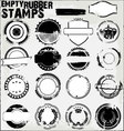 grunge rubber stamps