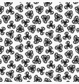 hand spinners seamless pattern vector image vector image
