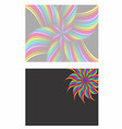 backgrounds a vector image vector image