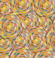 pattern seamless kaleidoscopes vector image vector image