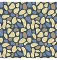 Abstract Pebble Seamless Pattern Texture vector image