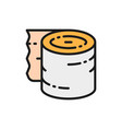 tattoo aftercare bandage accessory flat vector image