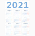 wall calendar template for 2021 in a classic