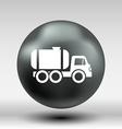 truck auto barrel icon button logo symbol concept vector image vector image