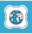 global position design vector image vector image