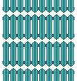 Radiators pattern vector image