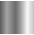 Silver metal plate vertical vector image vector image