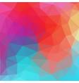 apolymesh6-03-01 convertedmulticolor blue red vector image vector image