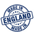 made in england vector image vector image