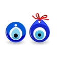 Amulet Evil Eye Isolated Protective Talisman vector image