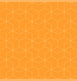 creative seamless geometric pattern - colorful vector image vector image