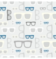 Hipster glasses seamless pattern