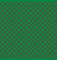mod blue green brown interlocking squares and vector image