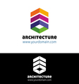 Modern architecture vector image vector image