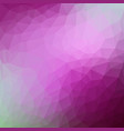 purple violet magenta abstract geometric rumpled vector image vector image