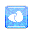 version Eggs icon Eps 10 vector image vector image