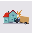 Accident Insurance vector image