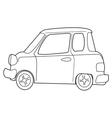 minicar vector image vector image