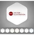 minimal badge vector image vector image