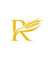 wheat grain initial letter r