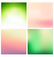 abstract multicolored blurred background vector image