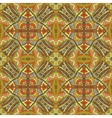 Abstract seamless ornamental pattern vector image vector image