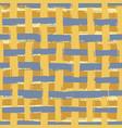 weave wicker style seamless pattern