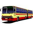 al 1032 bus 01 vector image vector image