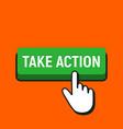 hand mouse cursor clicks the take action button