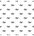 Spotted lizard pattern simple style vector image vector image