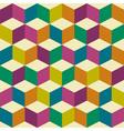 Optical seventies jester vector image