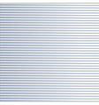 gray stripped horizontal background vector image