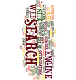 modify your web site with seo text background vector image vector image