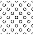 Preloader progress pattern simple style vector image vector image