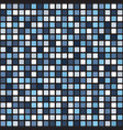 rounded square pattern seamless vector image vector image