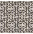 Seamless geometric pattern dots around vector image
