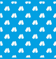 paintball sport badge pattern seamless blue vector image vector image