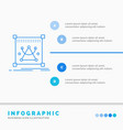 3d edit editing object resize infographics vector image