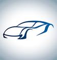 Logo of Auto vector image vector image