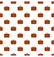 luggage bag pattern seamless vector image