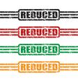 Reduced stamp set